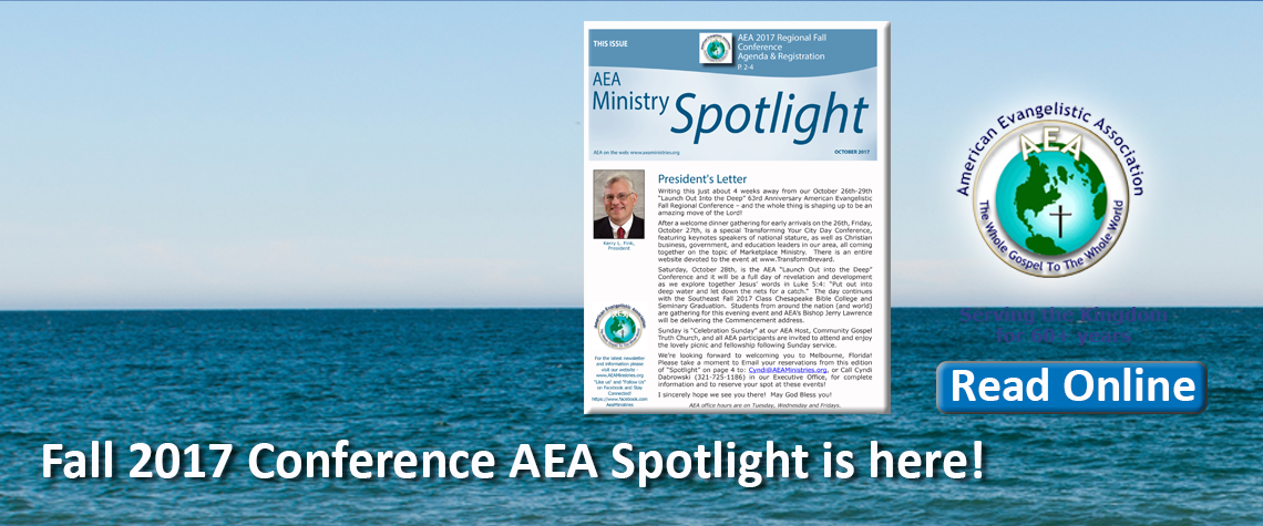 October 2017 AEA Spotlight