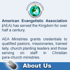 AEA Ministries - About Us