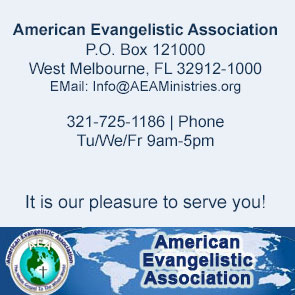 AEA Ministries - Here to serve you.