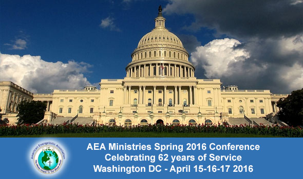 AEA Ministries - 2016 Spring Conference