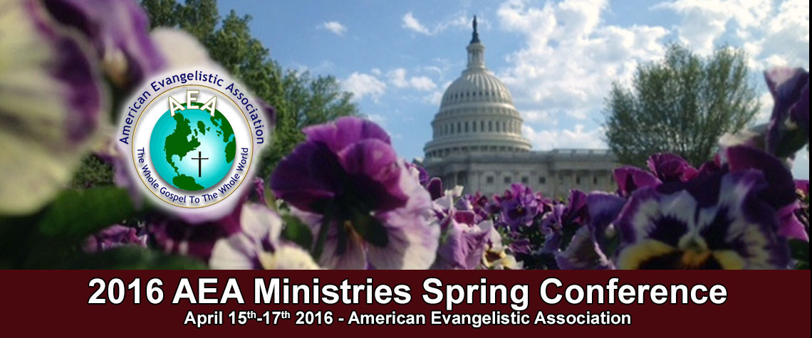 AEA Spring 2016 Conference