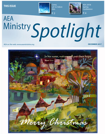 2017 December AEA Ministries Spotlight